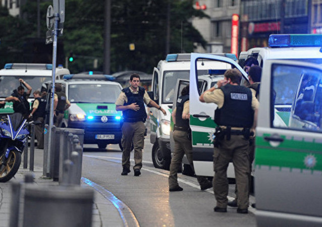 德国警方 (慕尼黑)