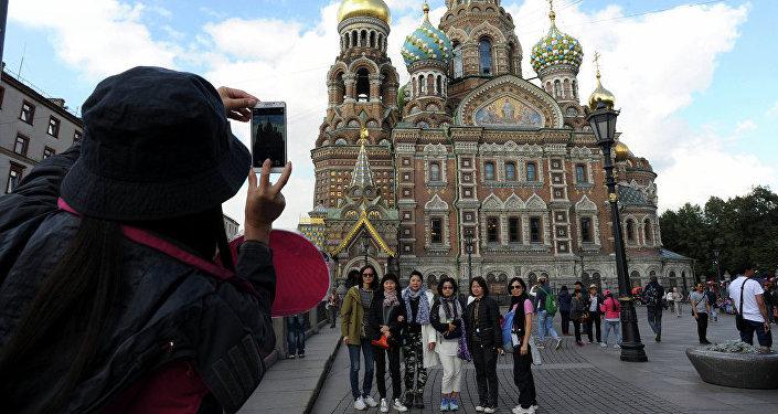 媒体:2017年前往俄罗斯的旅游券价格或上涨30%