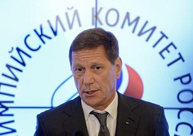 俄奥委会主席:国际残奥委会显然未顶住政治压力 俄残奥委会上诉决定正确
