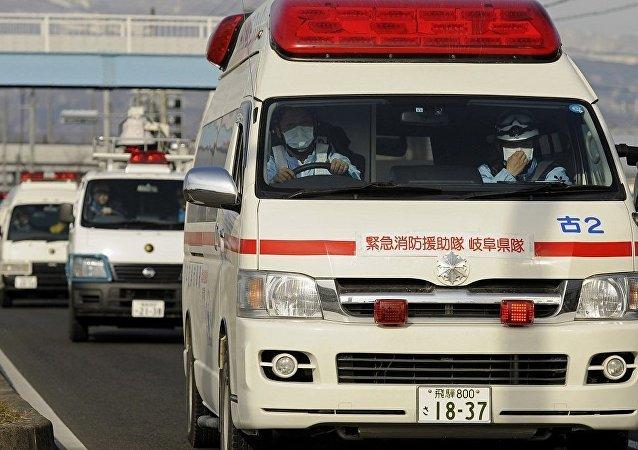 急救车,日本
