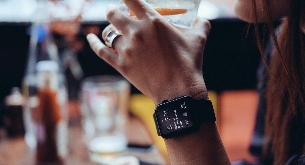 苹果公司推出第六代苹果手表