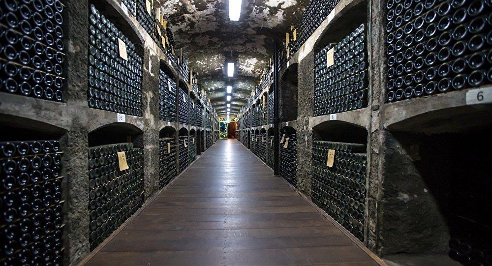 克里米亚红酒企业家计划向中国增加其产品出口量