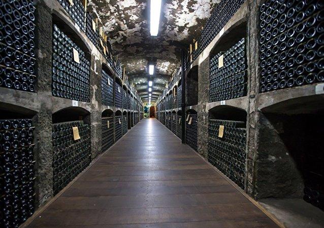 俄罗斯克里米亚葡萄酒庄马桑德拉公司