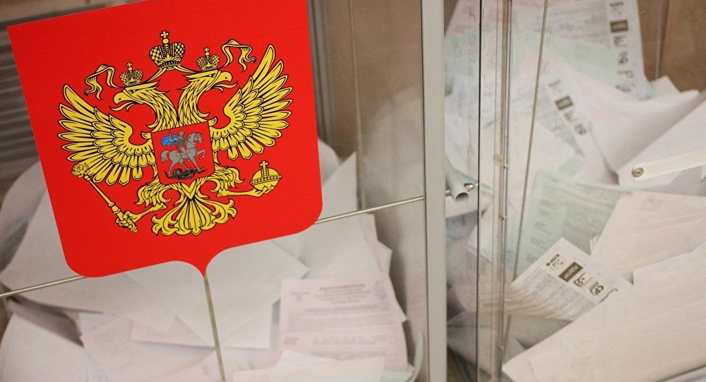 消息人士:疑似携带炸弹男子进入莫斯科投票点