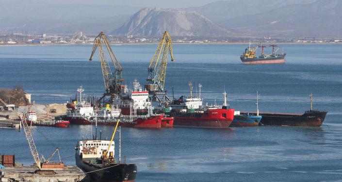 """俄远东发展部部长:俄中拟于7月签署""""滨海1号""""与""""滨海2号""""合作协议"""