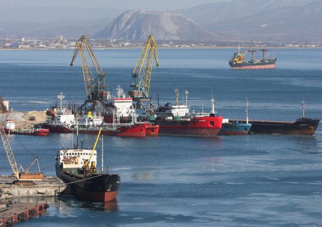 吉林省有意投资俄罗斯港口