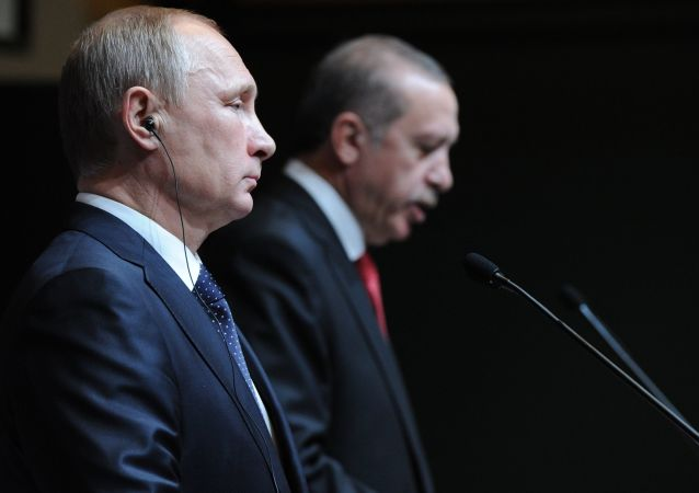 埃尔多安打算将俄土关系恢复到比苏–24危机前更高的水平