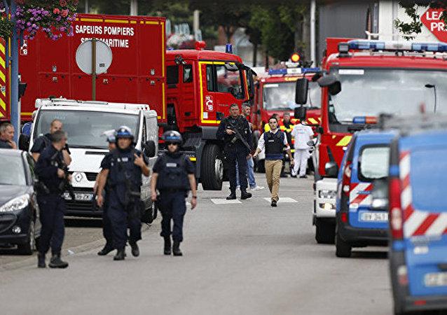 法国第戎市长:该市爆炸原因很可能是燃气泄漏