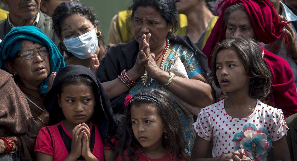 外媒:尼泊尔灾害导致的死亡人数涨至58人