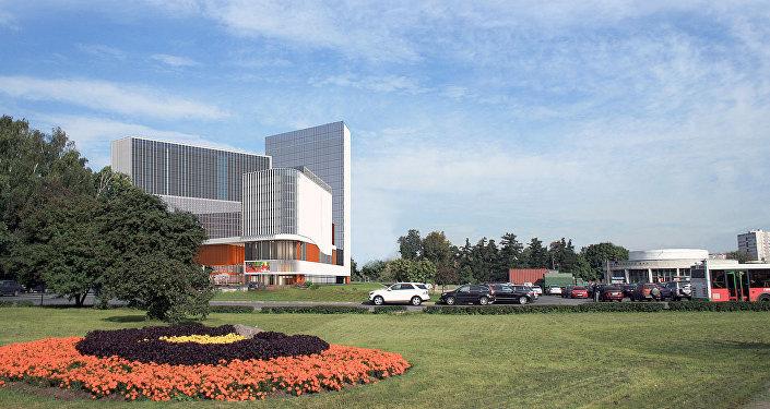 """莫斯科中国商贸中心""""华明公园""""建设方案"""