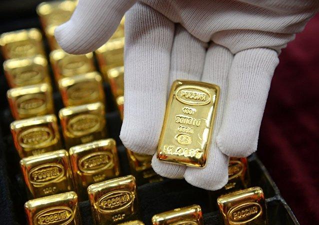 俄采金企业已获得直接在中国交易所出售黄金的可能性