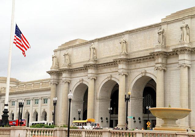 媒体:华盛顿主火车站火灾报警信息未得到证实