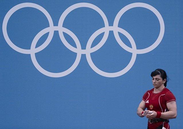俄举重运动员未获国际举重联合会参加里约奥运会许可