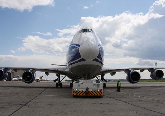 波音-747型飞机