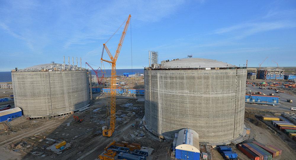 俄亚马尔LNG第二条生产线将于9日启动