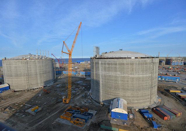 中国外交部:中俄在亚马尔液化天然气等项目取得积极进展