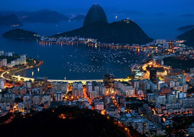 在举办奥运的里约瓜纳巴拉湾水域威胁运动员的健康