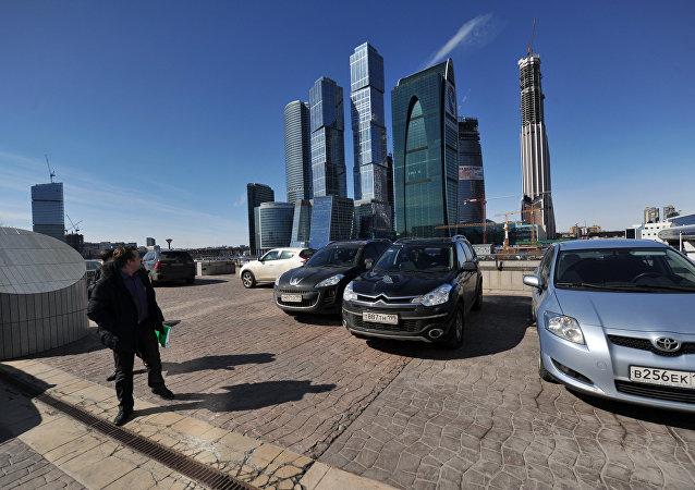 """在""""莫斯科城""""的""""帝国""""塔顶将会出现观景台"""