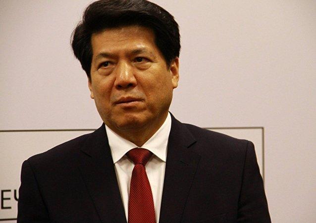 中国驻俄大使:2018年中俄经贸合作将迎来新机遇新发展