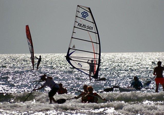 克里米亚政府:当地将为游客建造极限运动场地