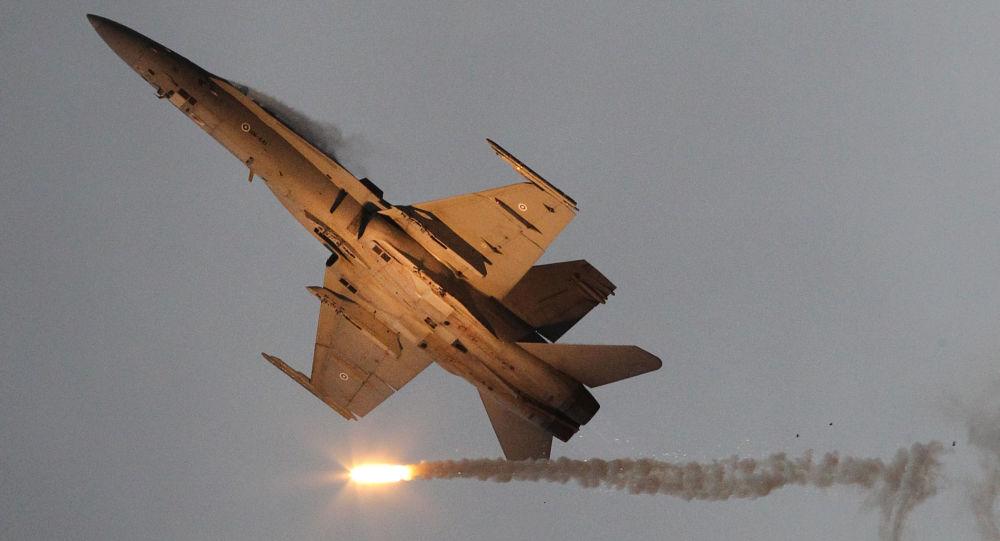 McDonnell Douglas F/A-18舰载机