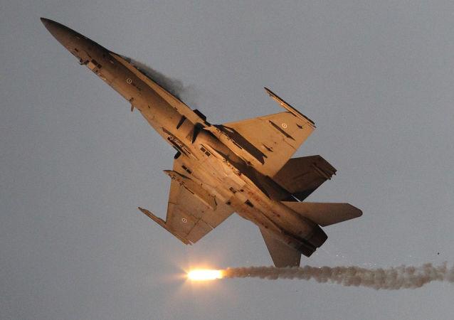F/A-18战机