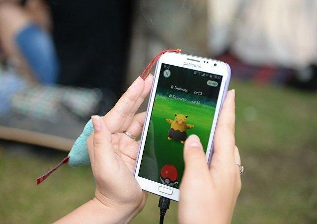 精灵宝可梦Go(Pokemon Go)游戏