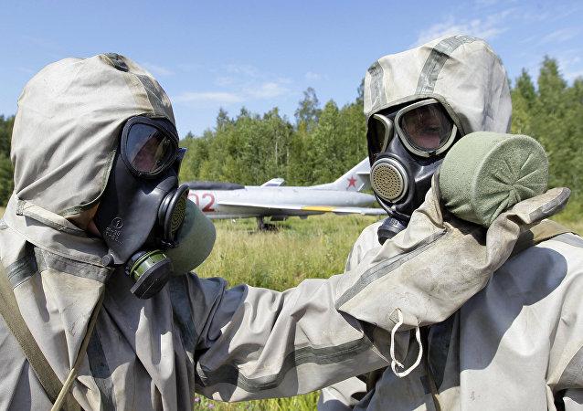 俄国防部小组开始在亚马尔侦察感染炭疽病的地区