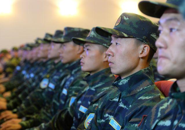 中国武警特种部队
