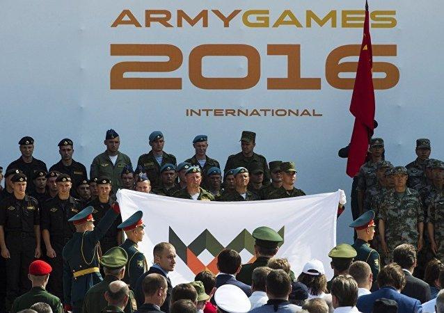 """中国驻俄大使:""""国际军事比赛""""有助于加强各国军队间关系"""