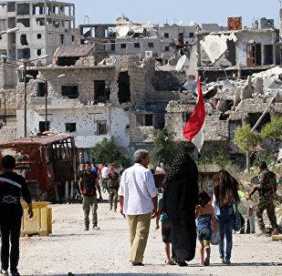 外交部:莫斯科欢迎军事专家在日内瓦就叙利亚进行相关工作