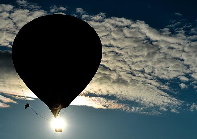 热气球/资料图片/