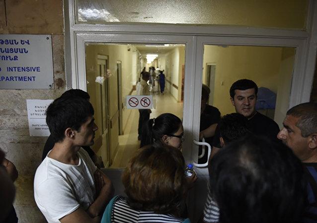 亚美尼亚卫生部证实所有被劫持的医务人员均已获释