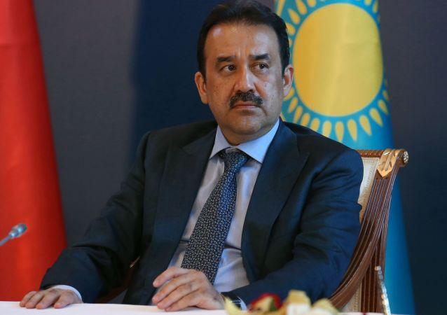 消息人士:哈萨克斯坦总理9月9日或将离任