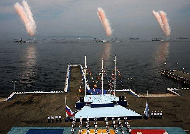 海軍日慶祝活動