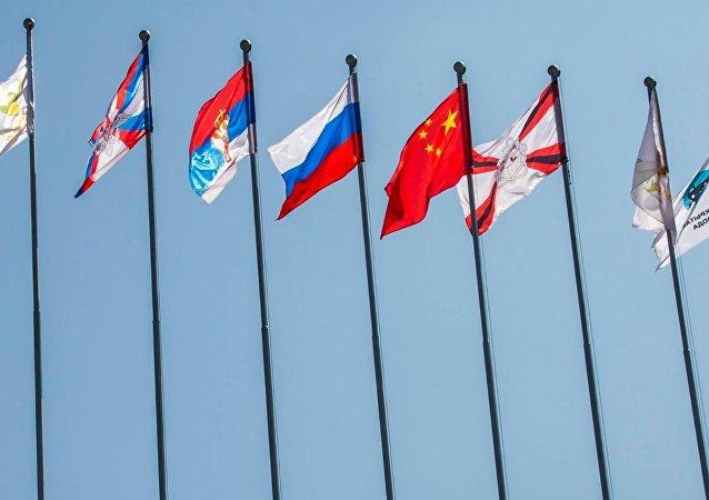 """""""航空飞镖""""国际竞赛闭幕式将在中国机场举行"""