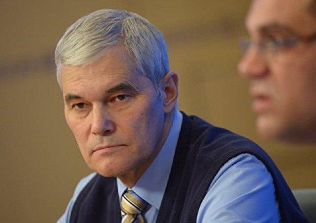 俄罗斯地缘政治问题科学院院长、军事学博士康斯坦丁·西夫科夫
