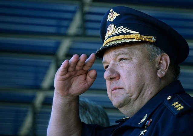 俄联邦杜马安保委员会委员长弗拉基米尔•沙曼诺夫