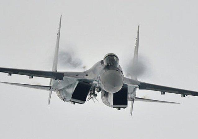 俄军事技术合作局:俄方未与巴基斯坦就苏-35战机举行谈判