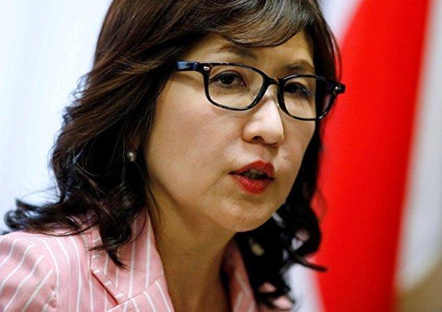 媒体:日本将任命女性担任防卫大臣
