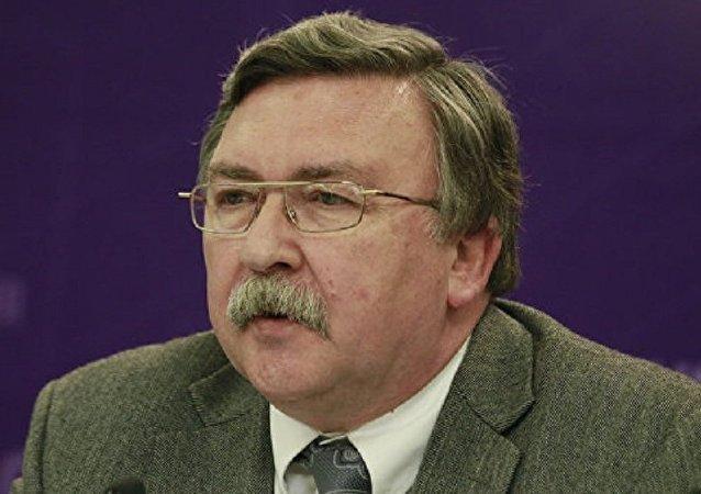 俄罗斯外交部防扩散和军控问题司司长乌里扬诺夫