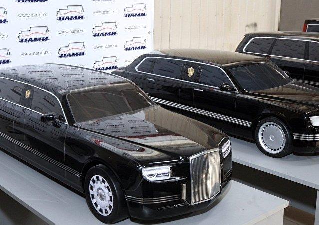 俄总统大轿车安装860强力发动机