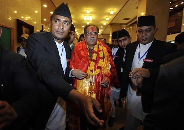 尼泊尔共产党领导人当选国家总理