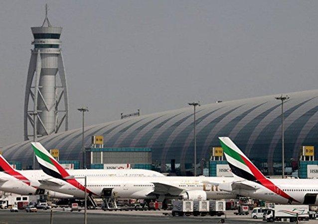 阿联酋政府:迪拜机场起火波音客机的事故调查需3到5个月