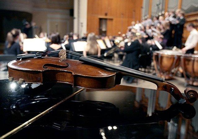 """中国音乐家将参加俄符拉迪沃斯托克""""亚太国家古典音乐节"""""""