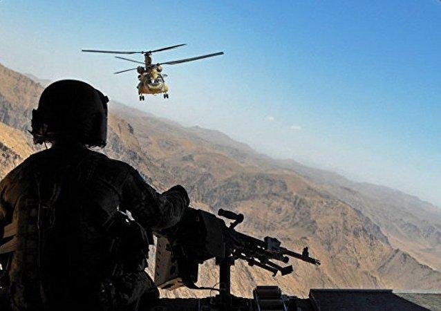 阿富汗前总统认为美国为首的联军对打击塔利班无益