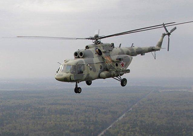 俄直升机公司正在调查米-17因故降落原因并与巴基斯坦谈判