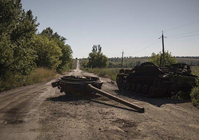 顿涅茨克:基辅在顿巴斯发动进攻将终结调解进程