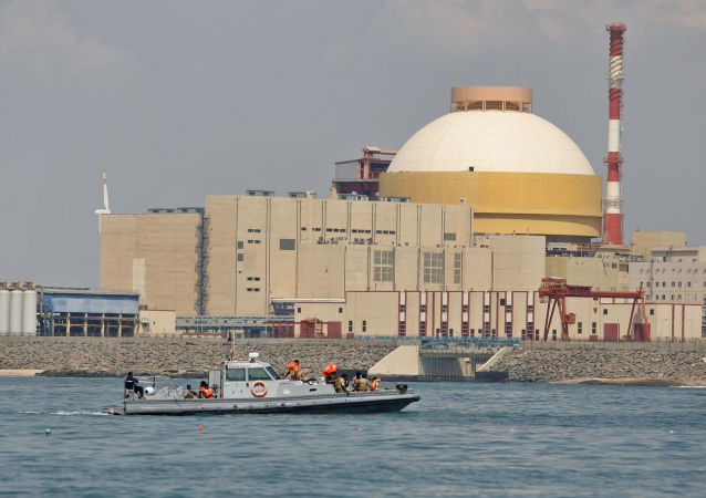 印度核电站