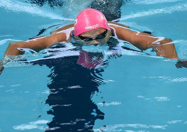 俄游泳协会主席:国际游泳联合会已经向国际体育仲裁院发送允许俄5名游泳运动员参加巴西奥运会的文件